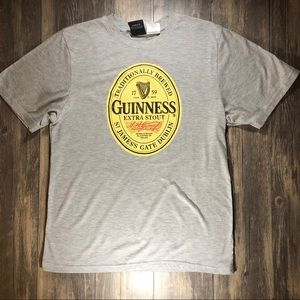 Excellent Condition Guinness Graphic Tee